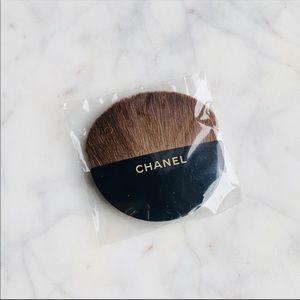 Chanel half moon brush